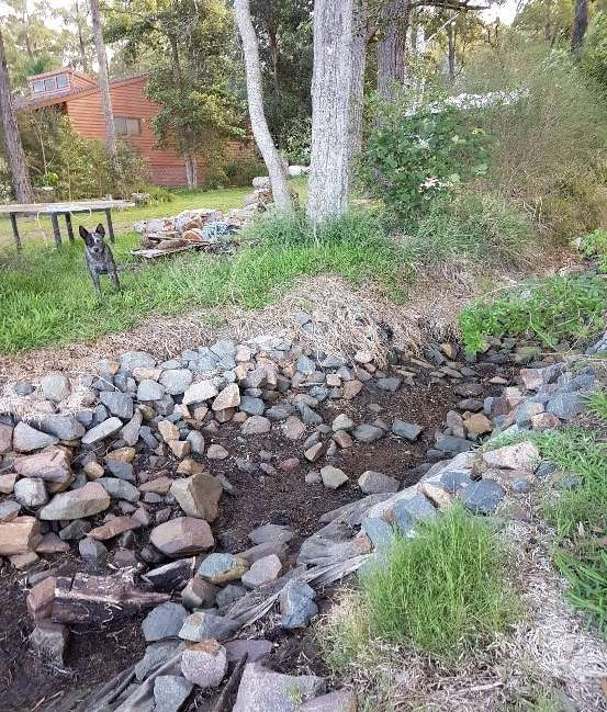 Storm Water Drainage Status Report   North Arm Cove