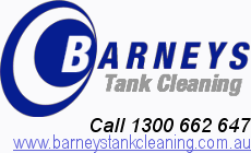 Barneys Water Tank Cleaning
