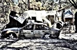 Fire Effects: (CSIRO)