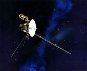Voyager - Wikipedia Artists Impression