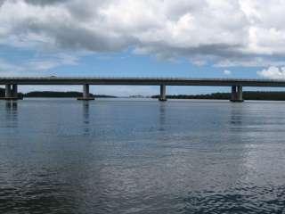 Pacific Highway Bridge on Karuah River