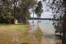 Flooding by King Tide